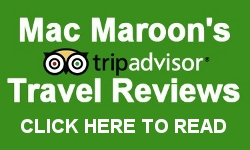 Mac Maroon's TripAdvisor Travel Reviews